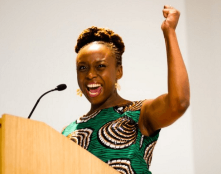 Chimamanda Adichie wins Shorty Awards Literature Prize in New York