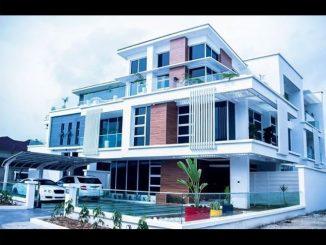 See inside Timaya's amazing new luxury mansion in Lagos (Photos)