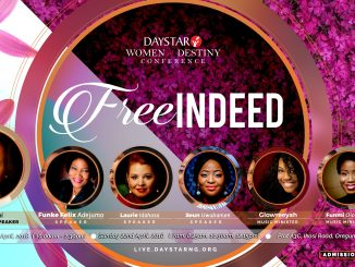 Join Nike Adeyemi, Funke Felix-Adejumo, Glowreeyah, more at the Women of Destiny Conference 2018