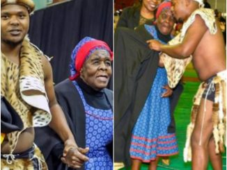What this young man did to his great grandmother will make you smile for days! (photos)