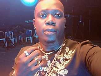 Duncan Mighty rocks Gucci Tiger-embroidered denim Jacket, says he bought it for $3.3k