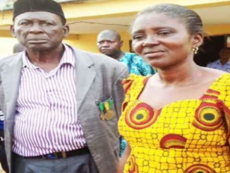 Cameroonian woman who was abducted in Nigeria 28-years ago has been reunited with her father