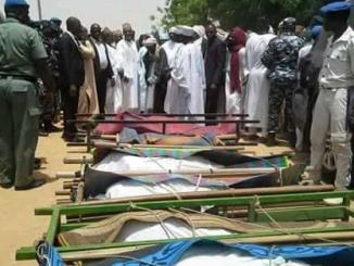 Nigerian lawmaker loses 10 family members in a car crash (photos)