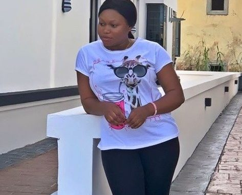 """Ruth Kadiri's message to body shamers: """"even as a fat girl I keep getting it"""""""
