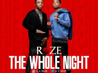 Music Video: Roze - The Whole Night