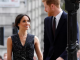 Meghan Markle seen out with Prince Harry shortly after Kate Middleton welcomes a baby boy