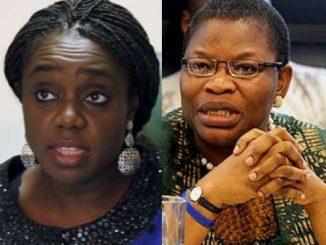 Oby Ezekwesili reacts to claims she had a quarrel with Kemi Adeosun on a plane