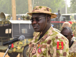 Boko Haram hideout 'Sambisa Forest' to be turned into tourist centre - Nigerian Army