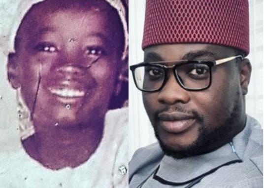 Sheyman shares epic childhood photo to celebrate 38th birthday