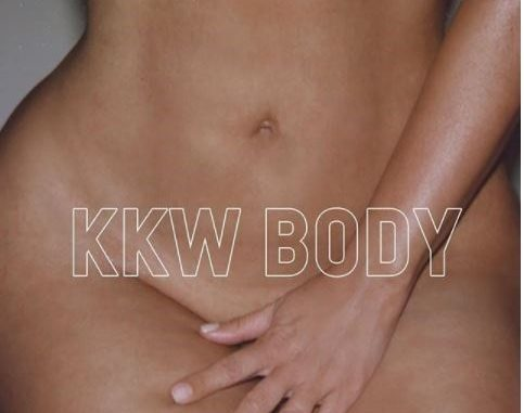 Kim Kardashian shares more completely naked photos of herself +18