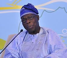 ''Igbos will benefit more if President Buhari leaves office'' ex-president Olusegun Obasanjo says