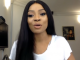 Toke Makinwa reveals she's been battling fibroid for 7 years and recently had surgery to remove it (video)