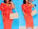 Halima Abubakar puts her boobs on display in new photo