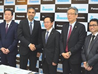 Panasonic launches new shower cooling, aerowings air conditioners…Celebrates 100th Anniversary