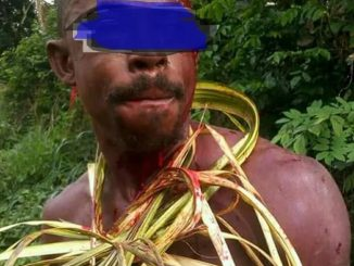 """""""Nobody deserves to go through this kind of hell"""" - Man narrates how a suspected homosexual was allegedly lynched today in Imo State"""