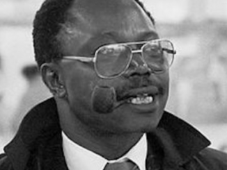 Pioneer chief of UNECA, Adebayo Adedeji has died