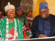 Photos: Dele Momodu conferred with a special chieftaincy title of 'Aare Atunluse' of Yorubaland by Oluwo of Iwo