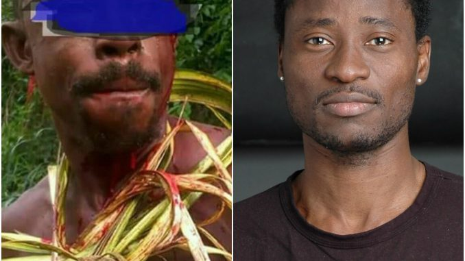 Bisi Alimi reacts to reports of two homosexual men beaten and paraded naked in Imo