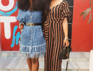 #BBNaija's Ceec and Nina step out in style(photos)