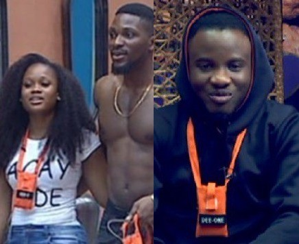 #BBNaija: ''Tobi got what he deserved from Ceec'' Deeone says(video)