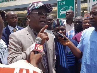 Governor Ortom warns Fulani herdsmen: The fact that we have chosen to be law-abiding does not mean that we are weak