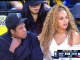 Beyonce and Jay-Z steal the show at a game last night (photos)