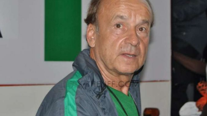 Super Eagles' coach, Gernot Rohr explains why he can't marry a Nigerian woman
