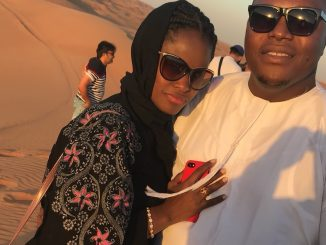 Second wife of Gov. Tambuwal's spokesman, Imam Imam mourns on what could have been their first wedding anniversary