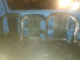 Lol! Driver uses plastic seats as backseat for his bus