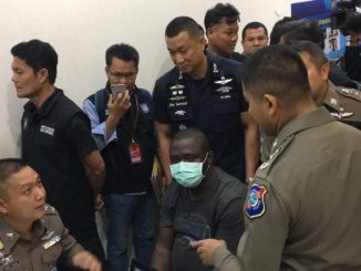 Another Nigerian romance scammer arrested in Thailand for deceiving women into transferring him money