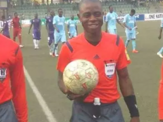 "Nigerian referee, Joseph Ogabor banned for one year over ""attempted match manipulation"""