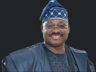 Gov. AJIMOBI Begins Work On OYO South Senatorial Seat