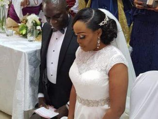 GTBank UK MD-CEO Gbenga Alade Weds Heartthrob In Grandstyle [Photos]