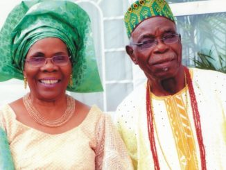 Gists From Otunba (Mrs.) ADEBOLA OSIKOYA's 8th Day Fidau
