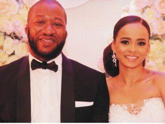 TINA OGUNDOYIN's Son, SOJI, Marries In LAGOS