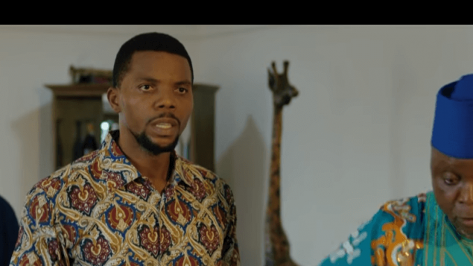 """Chiwetalu Agu, Femi Adebayo, Bobrisky Others Star In Toyin Abraham's New Comedy """"The Ghost And The Tout"""""""