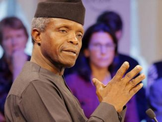 'Brace up for political leadership', Osinbajo advises Nigerian youths