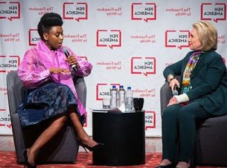 Chimamanda Adichie Replies Nigerians Attacking Her Online
