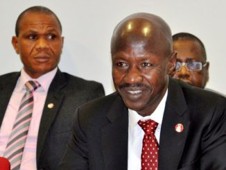 Police Service Commission Promotes Ibrahim Magu, 17 Others