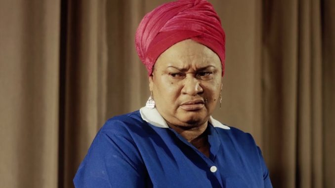 Veteran Actress, RACHAEL ONIGA Drops Bombshell
