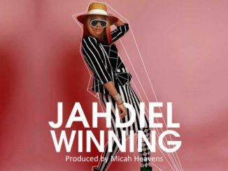 #Nigeria: Music: Jahdiel – Winning