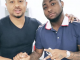 ''Davido has made us look like small small boys in front of all these girls'' actor Mike Godson says