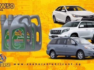 Seahorse Lubricants met all required standards, refutes all alleged story of manufacturing and substandard products