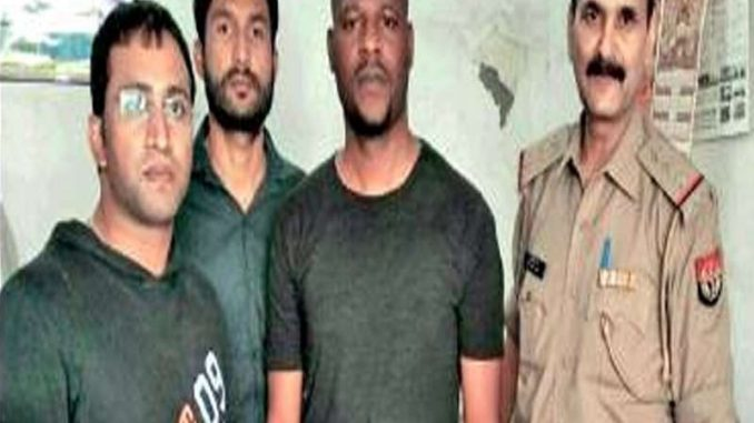 Another Nigerian man arrested for duping a woman in India by posing as American petroleum engineer