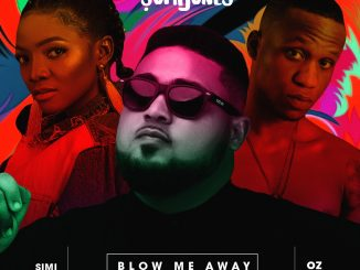 506 Music artiste, Somi Jones drop new single: Blow me Away ft. Simi & Oz
