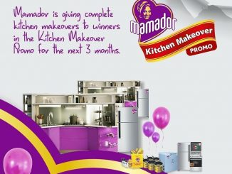 Win your dream kitchen in the Mamador Kitchen Makeover Promo! Over N25m worth of kitchen Items up for grabs!