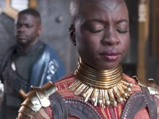Deleted scenes from Black Panther have been released... Shows Okoye and W'Kabi were married