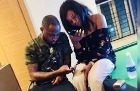 This Is The Reason Why Davido Says Chioma Is The Only One For Him