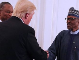'Nigeria corrupt but Buhari cutting down substantially' — 7 lessons from Buhari-Trump address