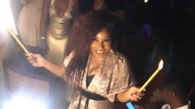 Photos from Rita Dominic's birthday party in Lagos